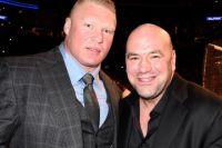 Дана Уайт признался, что больше не видит Брока Леснара в UFC
