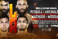Лиото Мачида проведет реванш с Гегардом Мусаси на Bellator 228 в сентябре
