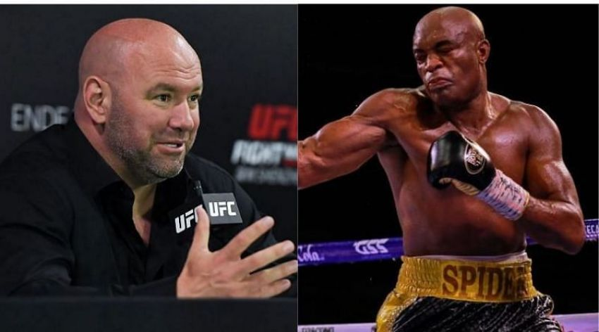 MMA news: Dana White said that Anderson Silva can claim the status of the greatest fighter of all time again.