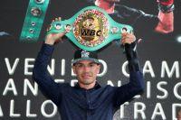 Объявлен следующий соперник Хуана Франсиско Эстрады, бой состоится 24 августа