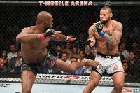 Медицинские отстранения участников турнира UFC 239