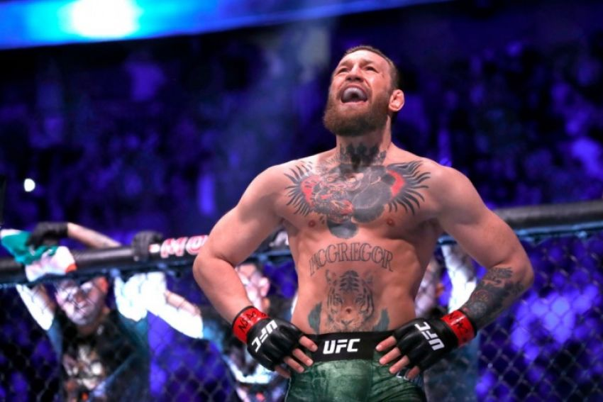 Conor McGregor stated that he would destroy previous versions of himself now.