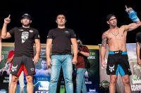 Шамиль Завуров победил Матиаса Хуареса в главном поединке GFC 14