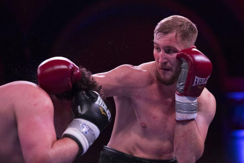 Слух: Отто Валлин договорился о бое с экс-чемпионом мира
