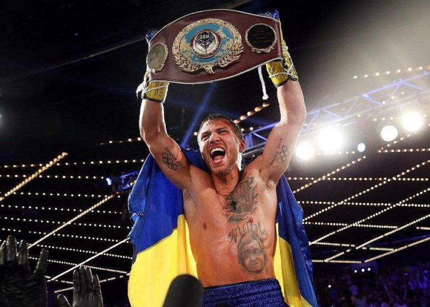 Рейтинг боксёров P4P от The Ring за август 2019