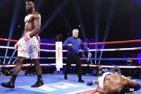 Эфе Аджагба брутально нокаутировал Брайана Ховарда в третьем раунде