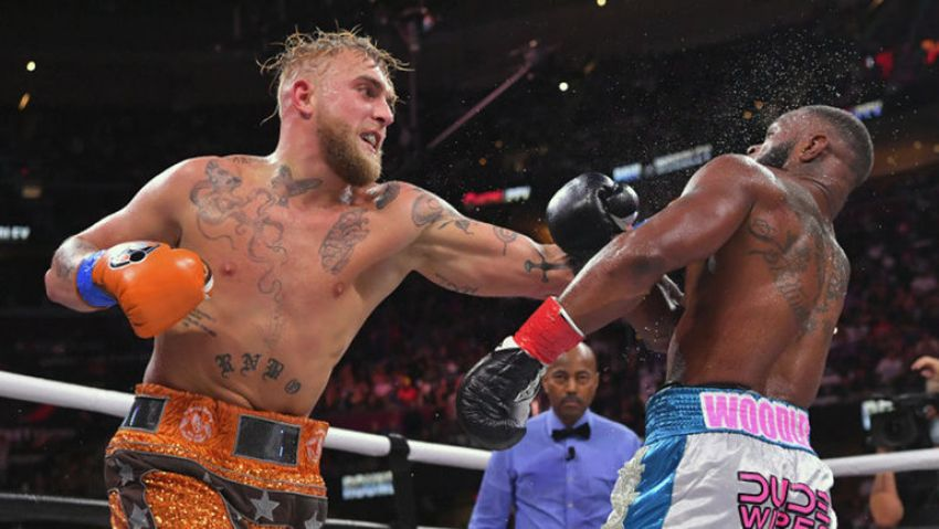 Boxing news: The judges ' notes of the fight Jake Paul - Tyron Woodley. Do you agree with the judges?