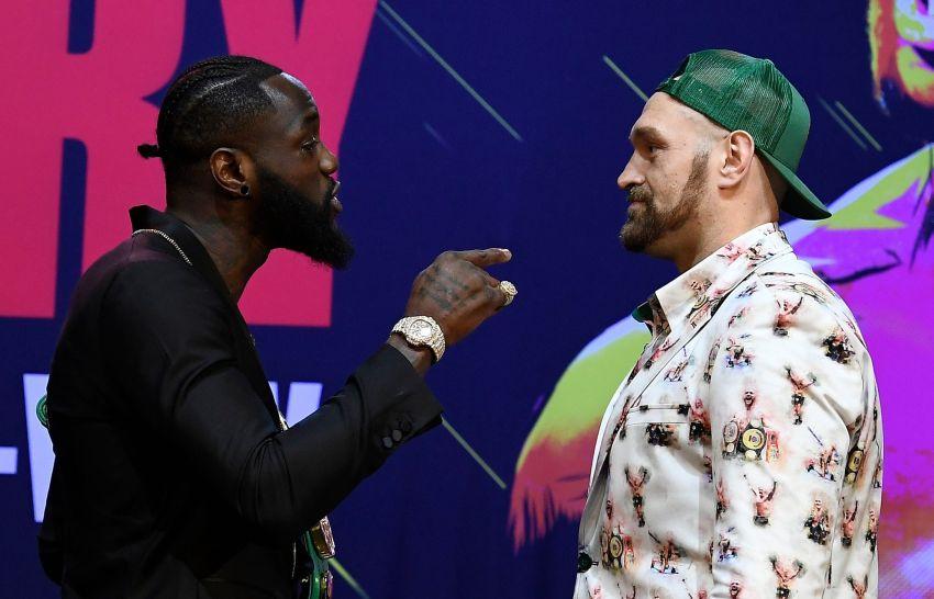 Деонтей Уайлдер показал яркое промо реванша с Фьюри и оставил грозное послание сопернику