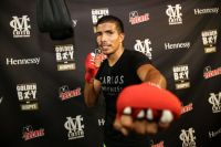 Карлос Моралес считает, что победил Райана Гарсию