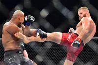 Медицинские отстранения участников турнира UFC Fight Night 164: Ян Блахович - Роналдо Соуза