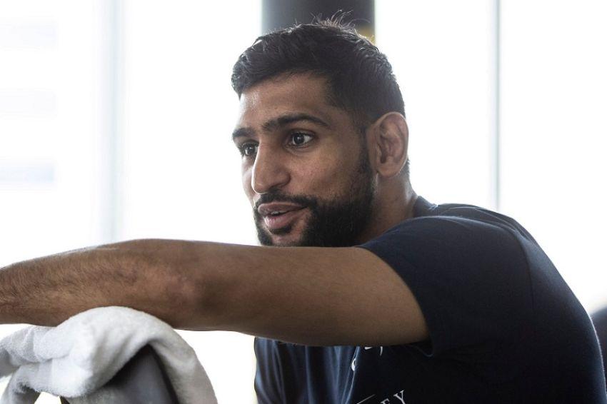 Амир Хан рассказал, сколько денег заработал на протяжении боксерской карьеры