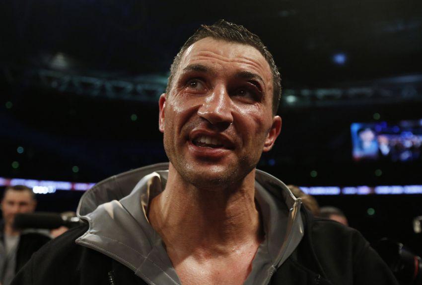 Владимир Кличко рассказал, кого считает лучшим супертяжеловесом на данный момент
