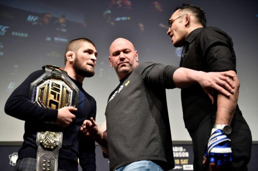 Хабиб о UFC 249: На днях Дана Уайт пришлет новое место