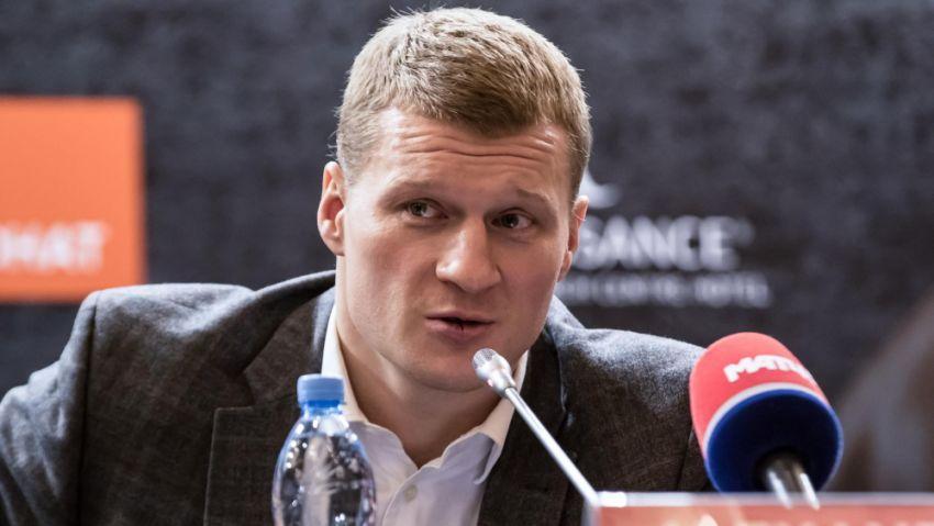 Ещё 2-3 боя Александра Поветкина