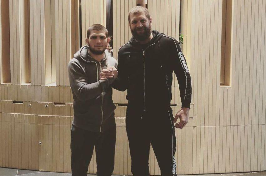 Александр Емельяненко дал свой прогноз на бой Хабиба Нурмагомедова с Дастином Порье