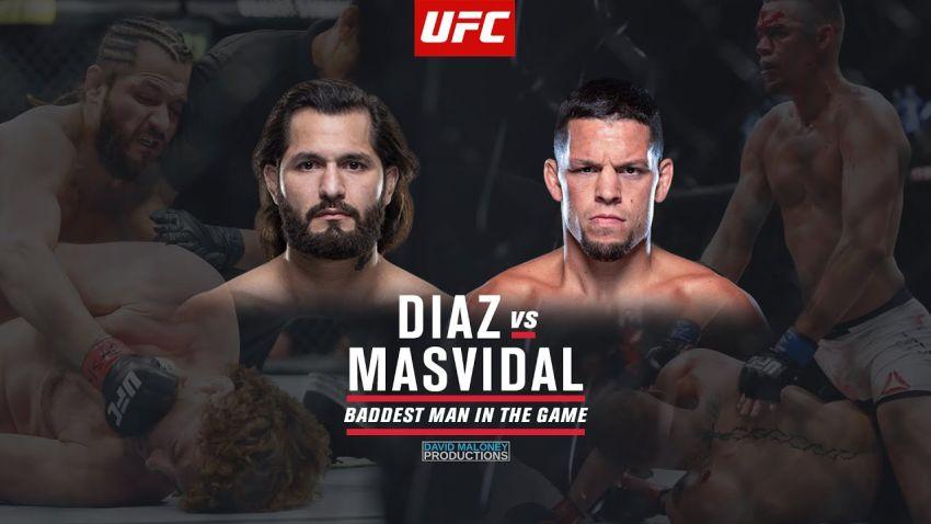 Хорхе Масвидаль - Нейт Диас. Превью главного события UFC 244