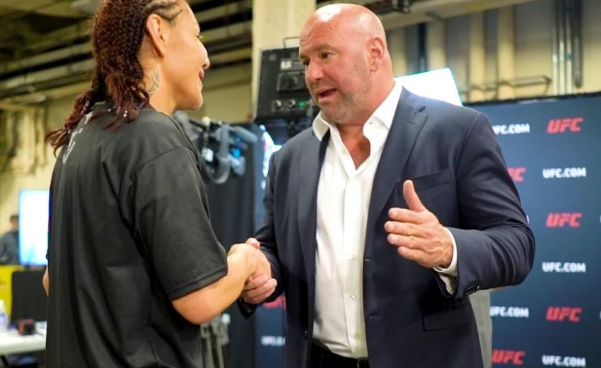 Джо Роган не видит вины Крис Сайборг в конфликте с UFC