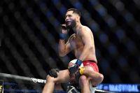 UFC Fight Night 147: Хорхе Масвидаль нокаутировал Даррена Тилла в зрелищном поединке