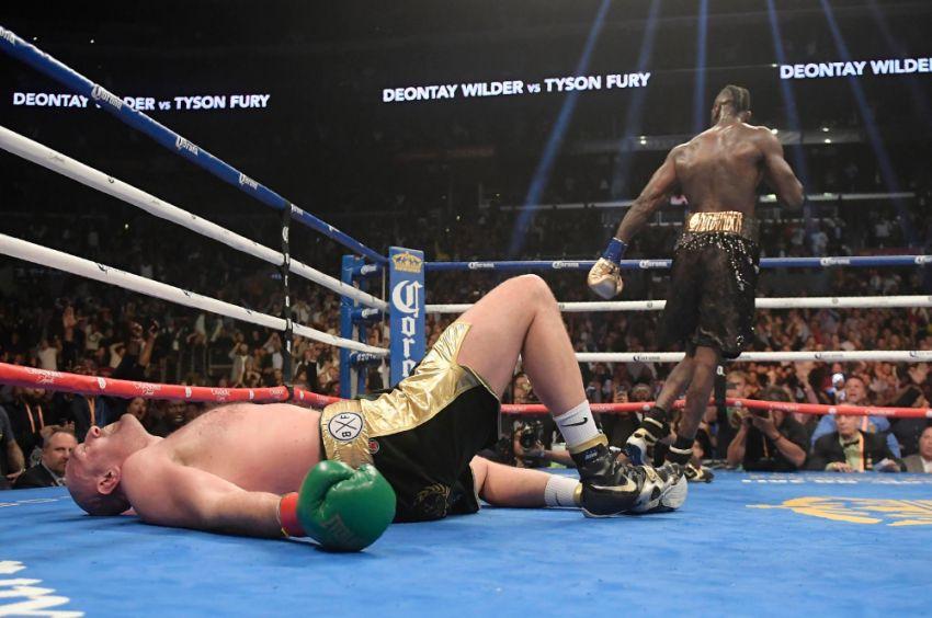 Уайлдер выйдет на реванш с Фьюри с рекордным для себя весом