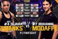 Видео боя Роксана Модаффери - Сиджара Юбэнкс UFC 230