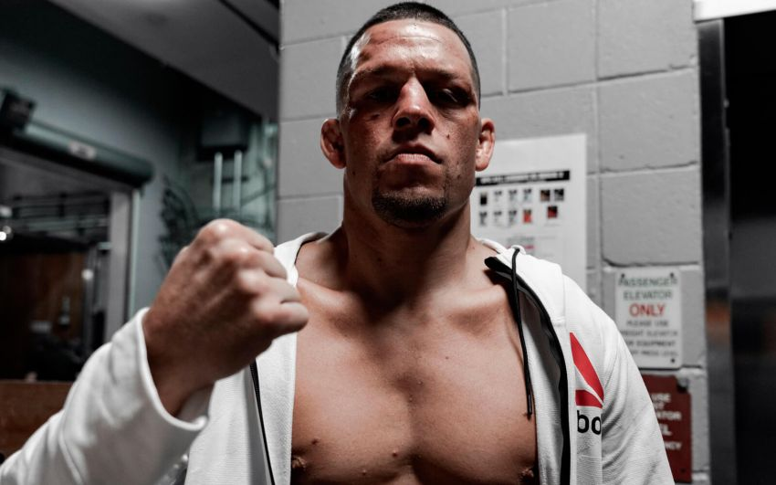 Nate Diaz explains why he agreed to fight Leon Edwards