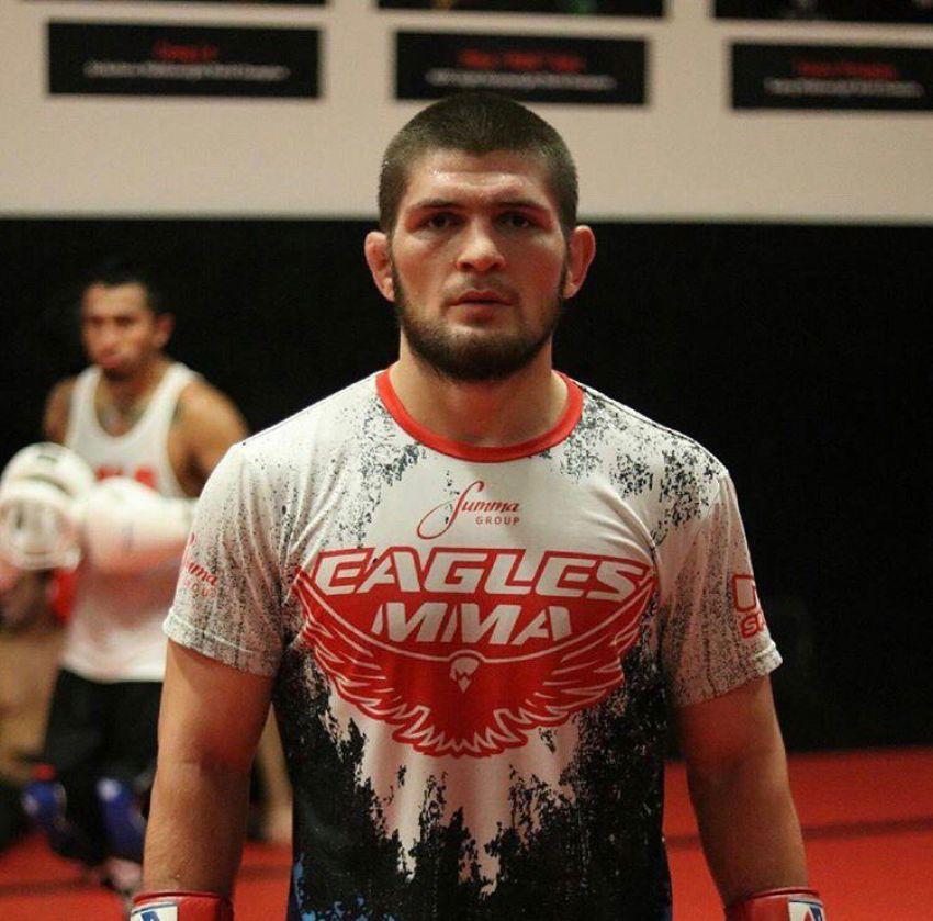 Стало известно, с каким диетологом будет работать Хабиб Нурмагомедов во время подготовки к UFC 219