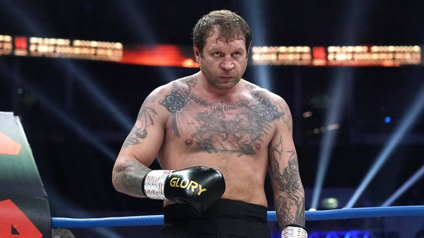 """Александр Емельяненко заявил, что переболел коронавирусом: """"Трудом и потом выгнал его из себя"""""""