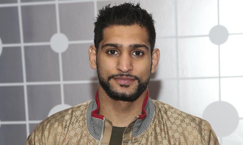 Амир Хан: Выиграю у Альвареса, спущусь в полусредний вес и проведу реванш с Гарсией