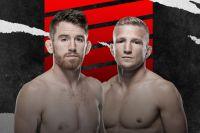 Прямая трансляция UFC on ESPN 27