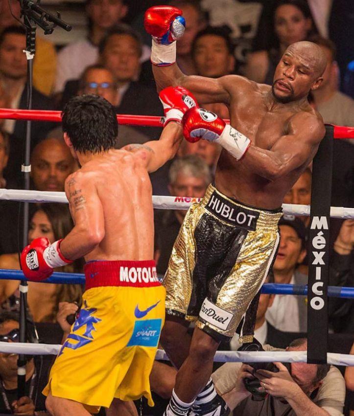 """Мэнни Пакьяо: """"Если Флойд вернется в бокс, давайте проведем реванш"""""""