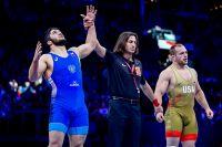 Абдулрашид Садулаев: путь к золоту чемпионата мира по вольной борьбе 2018