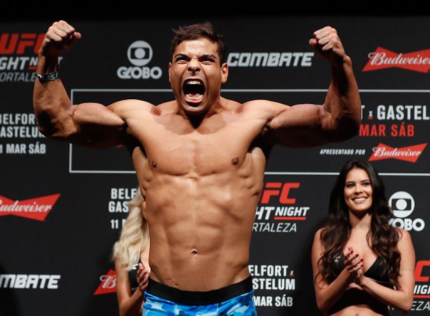 Пауло Коста ответил на обвинения в использовании стероидов