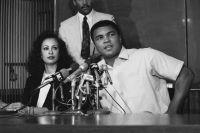 О том как Мухаммед Али поддержал Рональда Рейгана