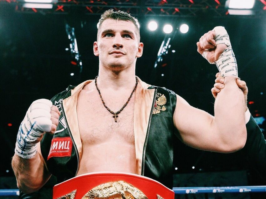 Алексей Папин вошел в Топ-15 рейтинга WBC