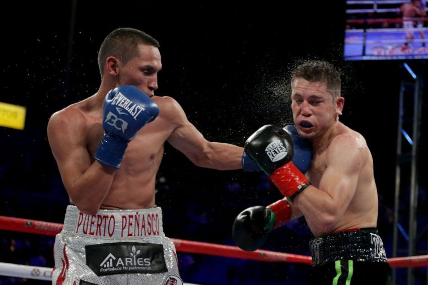 Хуан Франциско Эстрада может провести реванш с Карлосом Куадрасом