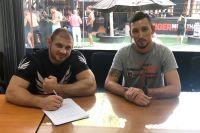 Иван Штырков подписан в UFC