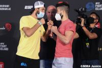 Видео боя Саид Нурмагомедов - Марк Стригл UFC on ESPN+ 38