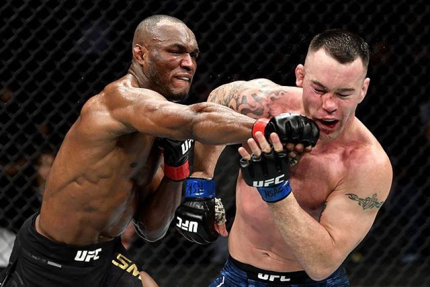 Медицинские отстранения участников турнира UFC 245: Камару Усман - Колби Ковингтон