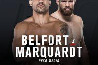 Видео боя Витор Белфорт - Нейт Марквардт UFC 212
