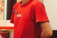 Головкин в KFC