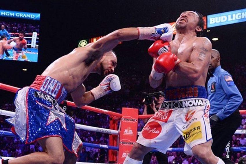 "Кит Турман: ""Моя рука отлично восстанавливается, я скоро вернусь на ринг"""