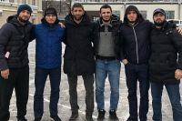 """Хабиб Нурмагомедов: """"Если один из нас идет на войну — мы все идем на войну"""""""