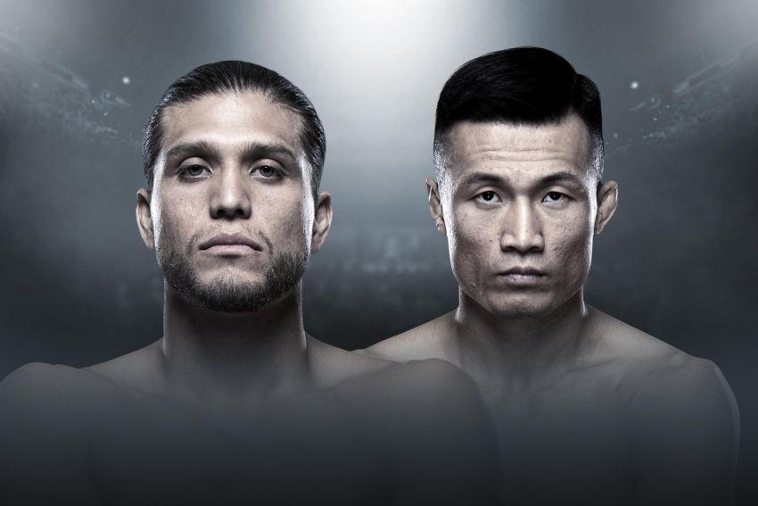 """Прямая трансляция UFC on ESPN+ 38: Брайан Ортега - """"Корейский Зомби"""""""