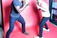 Майк Тайсон согласен подготовить Нганну к бою с Фьюри