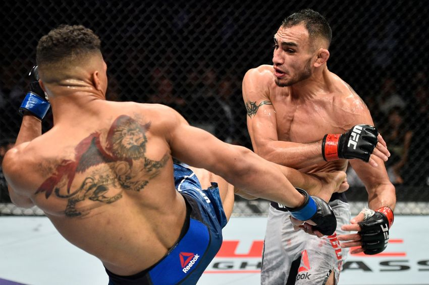 UFC news: Kevin Lee doesn't see Tony Ferguson as a dangerous opponent