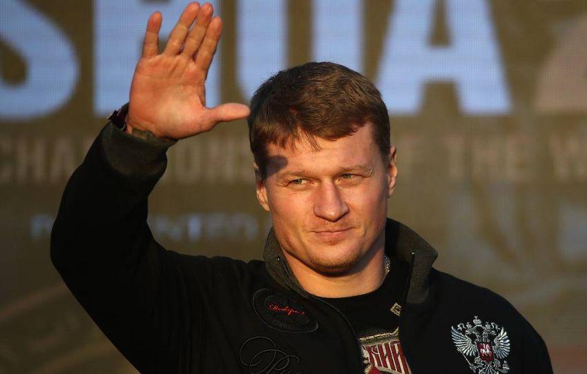 Андрей Рябинский заявил, что Поветкин не планирует драться на территории России
