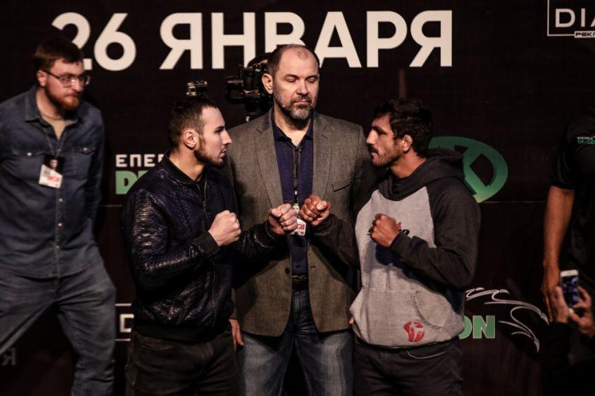 Результаты турнира ACA 91: Арби Агуев - Элиас Сильверио