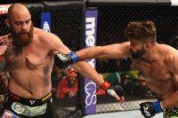 Видео боя Андрей Орловский – Трэвис Браун UFC 187