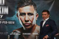 Головкин заинтересовался поединком против японского боксера