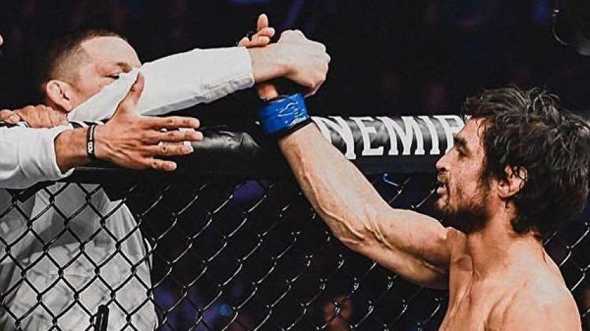 """Боец UFC: """"Земля плоская. Доказательств того, что шарообразная, недостаточно"""""""
